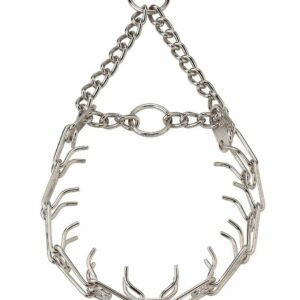 Herm Sprenger Stainless Steel Prong Collar with O Ring