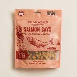 Salmon Says