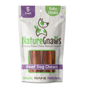 Bully Sticks (5 Count)